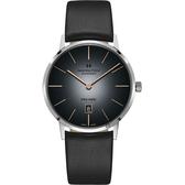 Hamilton 漢米爾頓 AMERICAN CLASSIC 經典機械錶-漸層灰/42mm H38755781
