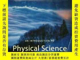 二手書博民逛書店an罕見introduction to physical sci