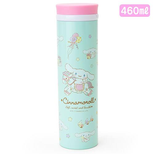 《Sanrio》大耳狗喜拿保溫保冷不鏽鋼隨手瓶L-460ml(軟綿綿禮物)★funbox生活用品★ 474487