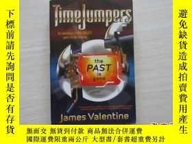 二手書博民逛書店TIME罕見JUMPERS:THE PAST IS GONE【4