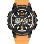 手錶 運動錶 多功能電子錶 防水學生錶【非凡商品】w18