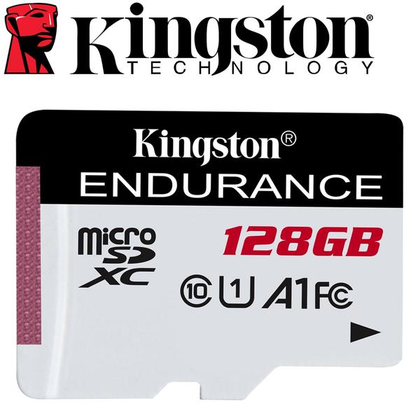Kingston 金士頓 128GB 128G microSDHC TF U1 A1 C10 高效耐用 記憶卡 SDCE/128GB