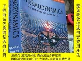 二手書博民逛書店Thermodynamics罕見(Asia Adaptation
