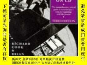 二手書博民逛書店The罕見Penguin Guide To Jazz On CdY364682 Richard Cook Pe