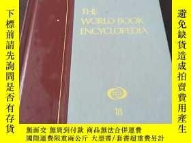 二手書博民逛書店THE罕見WORLD BOOK ENCYCLOPEDIA(英文原