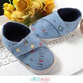 寶寶鞋 幼兒止滑學步鞋 魔法Baby~g2025a