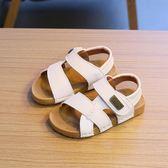 雙12鉅惠 寶寶涼鞋男防滑軟底 中小兒童涼鞋男女孩夏韓版露趾沙灘鞋潮 東京衣櫃