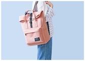《澤米》韓版POY百搭學院風後背包 潮大學生旅行雙肩包電腦包七款CFB
