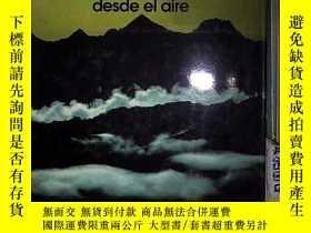 二手書博民逛書店COLOMBIA罕見DESDE EL AIRE 分享了哥倫比亞中