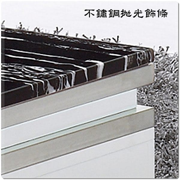 【水晶晶家具/傢俱首選】湯瑪斯100*100cm黑雲龍人造石面大方几~~雙色可選 JF8271-1