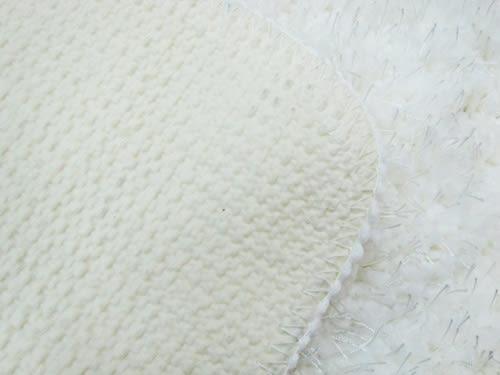 范登伯格 菲比 超細紗長毛踏墊-超值二入組-45x65cm