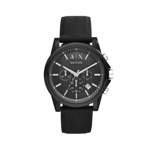 ARMANI AX亞曼尼 三眼日期窗男錶 AX1326經典款式 男錶女錶對錶情侶錶 送禮