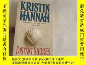 二手書博民逛書店Distant罕見ShoresY13534 Kristin Ha