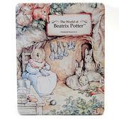 比得兔一口酥蛋捲經典禮盒 136g(賞味期限:2020.02.24)