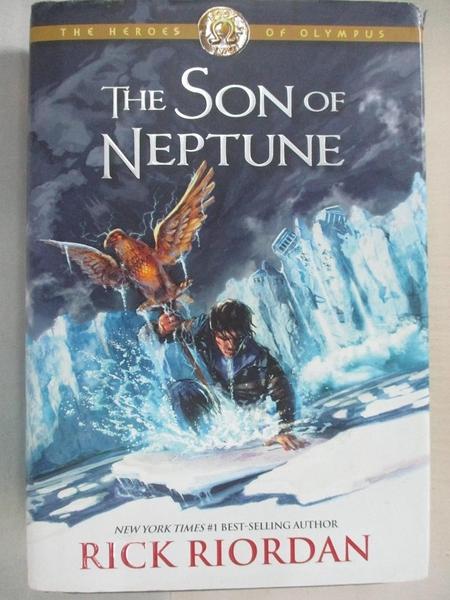 【書寶二手書T4/原文小說_DAR】The Son of Neptune_Riordan, Rick