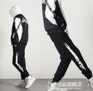 秋冬套裝-外套男秋冬季潮流休閒運動套裝學生男裝一套搭配帥氣加絨加厚棉衣 多麗絲 YYS