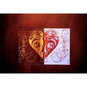 【USPCC 撲克】Love art deck playing card 紅/黑