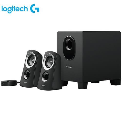 [logitech 羅技]Z313 音箱系統