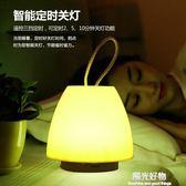 小夜燈創意浪漫夢幻插充電遙控臥室床頭檯燈嬰兒喂奶新生兒 igo陽光好物