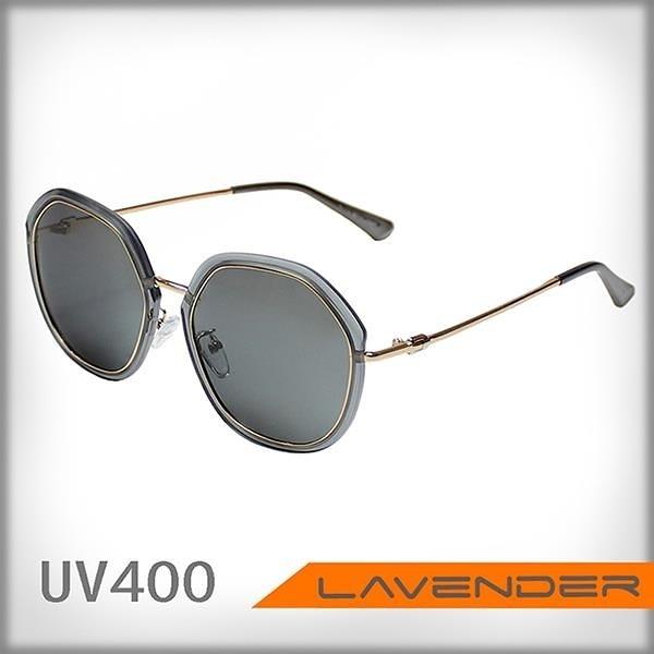 【南紡購物中心】Lavender偏光片太陽眼鏡 9163 C53