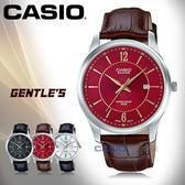 CASIO 卡西歐 手錶專賣店 BESIDE BEM-151L-4A 男錶 真皮錶帶 防水