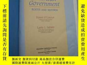 二手書博民逛書店American罕見Government ROOTS AND R