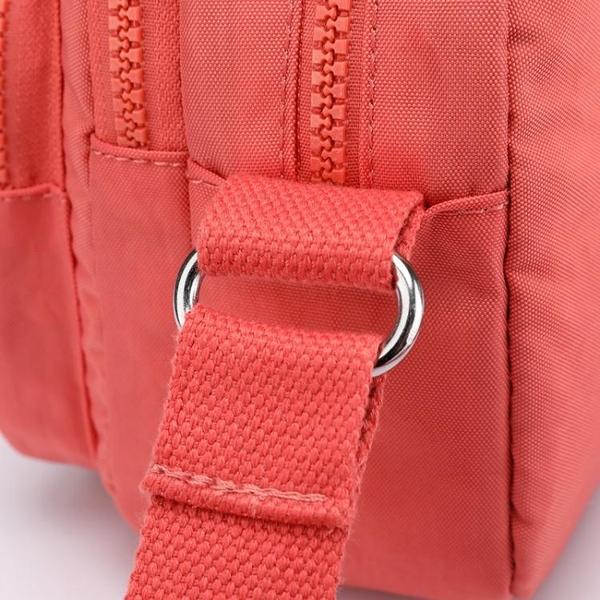 2021新款夏天小包包尼龍牛津布女包斜背包側背帆布輕便防水休閒包  伊蘿