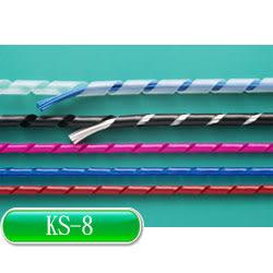 KSS 捲式結束帶(PE) KS-8 (白色)