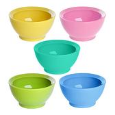 美國 Calibowl 專利防漏幼兒學習碗 8oz (無蓋單入) 粉色/黃色/綠色/淺藍色/藍綠色