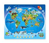 世界動物點讀桌板 啟蒙學習 圖像教學【SV7467】快樂生活網