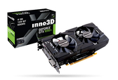 INNO3D 映眾 GEFORCE GTX 1050 TI Twin X2 (N105T-1DDV-M5CM)