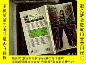 二手書博民逛書店READY罕見FOR COLLEGE B0935Y180897