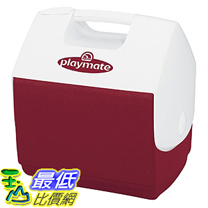 [美國直購] Igloo 73-PS-66 保冷箱/提籃 Playmate Pal 7 Quart Personal Sized Cooler