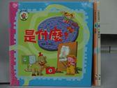 【書寶二手書T7/少年童書_QJJ】兒童啟發園地-是什麼?_怎麼?_什麼時候?_共3本合售