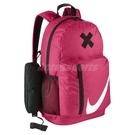 Nike 後背包 Y NK ELMNTL BKPK 雙肩背 運動 休閒 經典 休閒 粉 黑 白 女款 【PUMP306】 BA5405-622