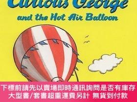 二手書博民逛書店Curious罕見George And The Hot Air BalloonY255174 Rey, Mar