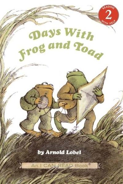 (二手書)An I Can Read Book Level 2: Days With Frog and Toad