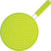 《KitchenCraft》防噴濾網鍋蓋(綠)