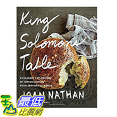 [106美國直購] 2017美國暢銷書 King Solomon s Table:A Culinary Exploration of Jewish Cooking from Around the World
