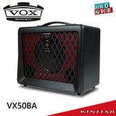 【金聲樂器】VOX VX50-BA 貝斯音箱 前級真空管小鋼炮 (VX 50 BA)