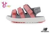 New Balance 中童 涼鞋 時尚潮流穿搭 運動涼鞋 爆款韓版 韓國製 O8559#粉紅◆OSOME奧森鞋業