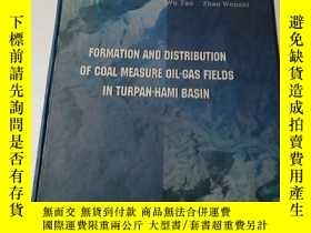 二手書博民逛書店FORMATION罕見AND DISTRIBUTION OF COAL MEASURE OUL-GAS FIELD