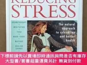 二手書博民逛書店The罕見Complete Guide to Reducing Stress: Natural Approach