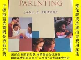 二手書博民逛書店THE罕見PROCESS OF PARENTING 養育子女的過