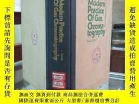 二手書博民逛書店Modern罕見Practice of Gas Chromatography(近代實用氣相色譜) 英文版Y17
