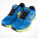 DIADORA  超輕炫彩慢跑鞋-藍-DA6AMR3006