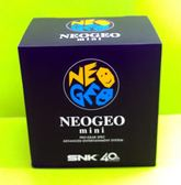 全新現貨 SNK NEOGEO Mini 亞洲版主機 40 週年紀念遊戲機