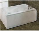 【麗室衛浴】國產 TB-2163  壓克力造型浴缸 163*92*54.5CM
