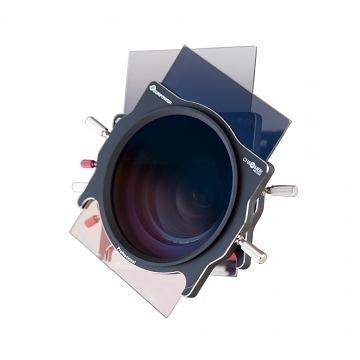 黑熊館  SUNPOWER Charmer 100mm 第二代可旋轉方型濾鏡支架 濾鏡架 不含轉接環