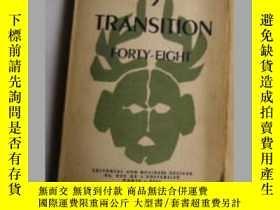 二手書博民逛書店TRANSITION罕見3Y109818 法國 出版1948